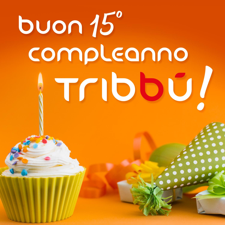 buon compleanno Tribbù